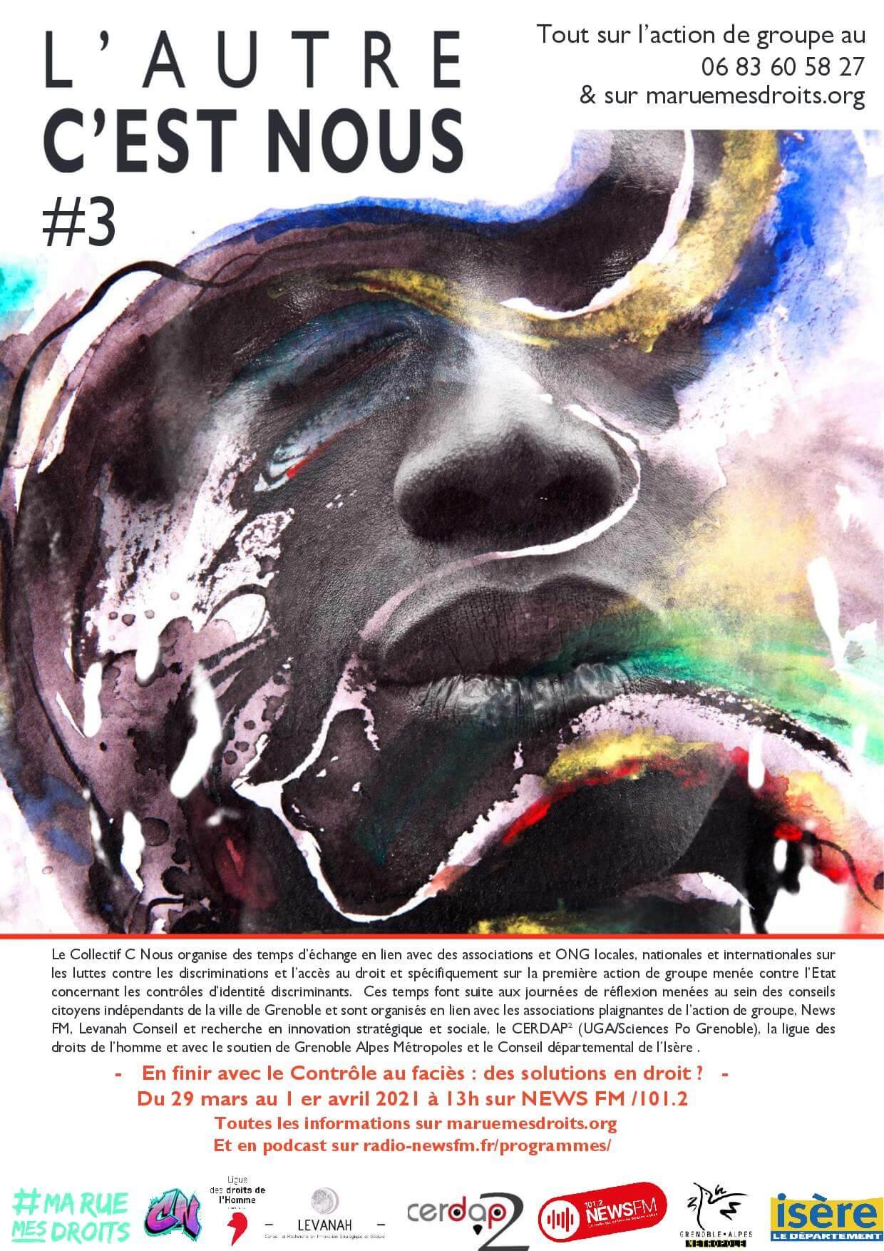 Read more about the article Luttes contre les discriminations