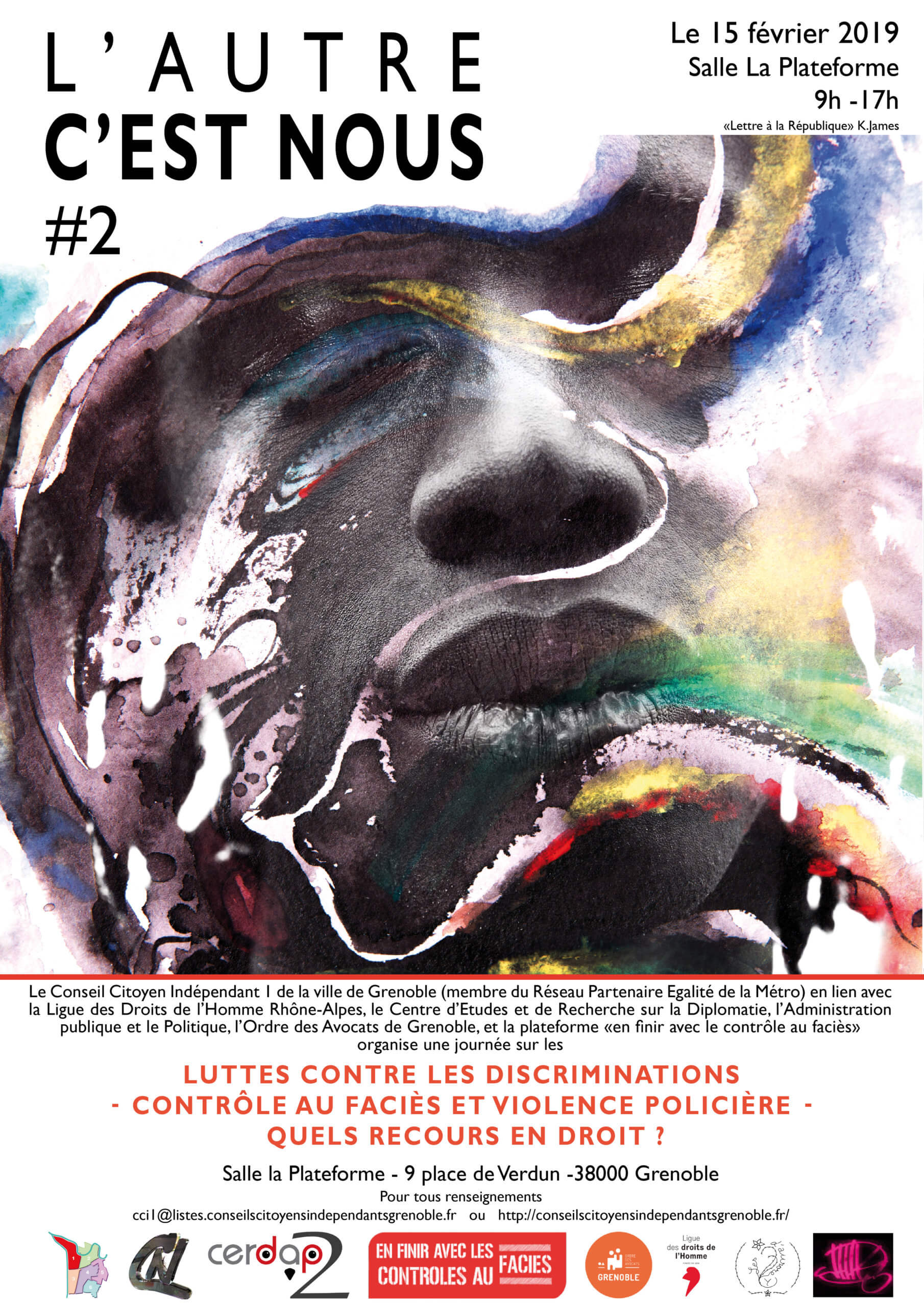 Read more about the article Formation des avocats/société civile